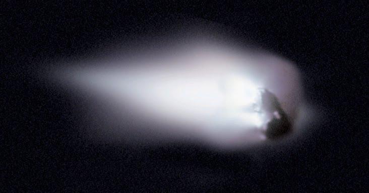 Image of Comet Halley